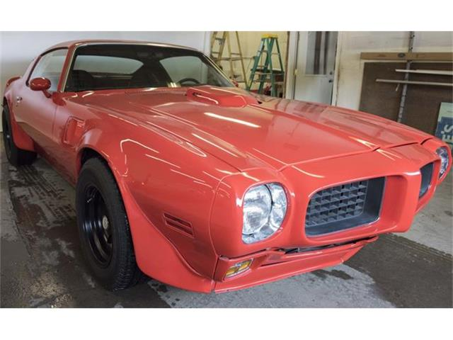 1973 Pontiac Firebird Trans Am | 876892