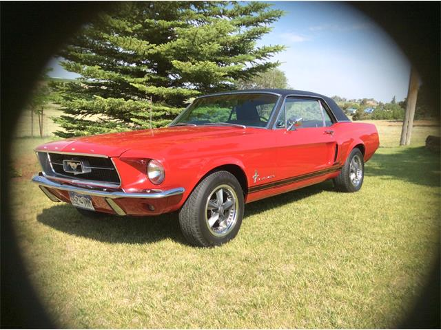 1967 Ford Mustang | 876895