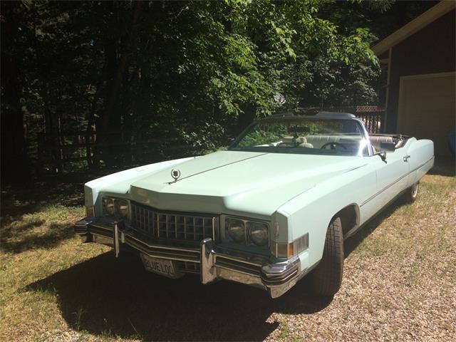 1973 Cadillac Eldorado | 876896
