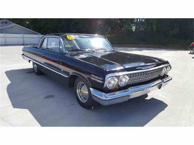 1963 Chevrolet Impala | 876900