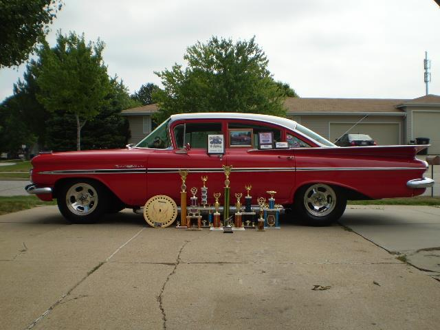 1959 Chevrolet Bel Air | 876901