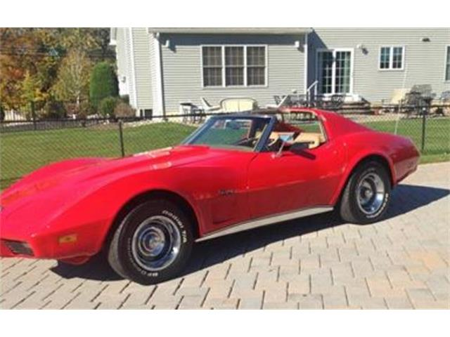 1975 Chevrolet Corvette Stingray | 876906