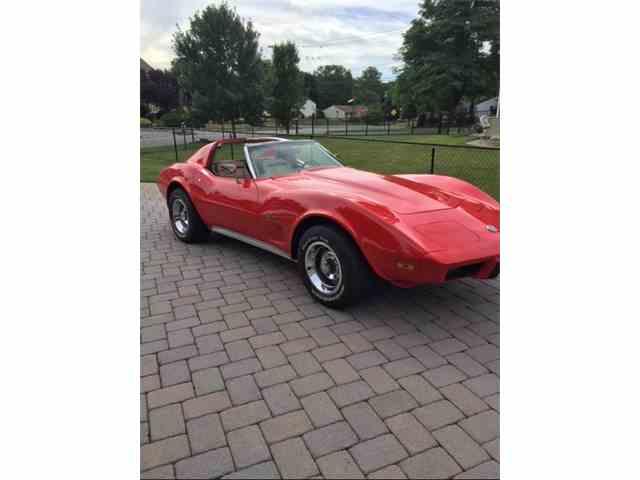 1975 Chevrolet Corvette | 876906