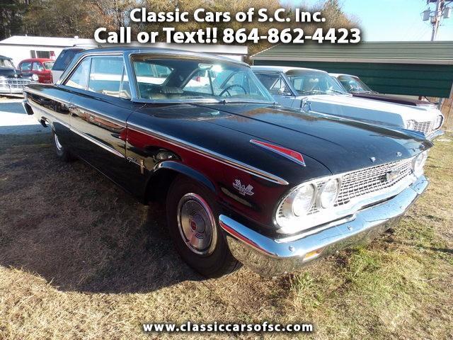 1963 Ford Galaxie 500 | 876908