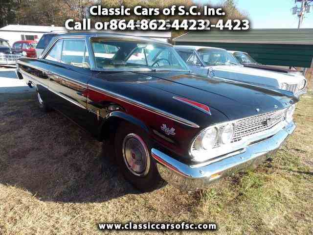 1963 Ford Galaxie 500 | 876908