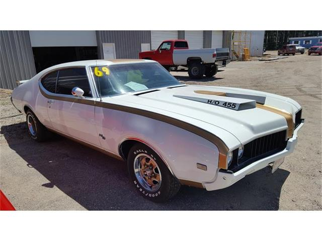 1969 Oldsmobile Cutlass Calais Hurst/Olds | 876911