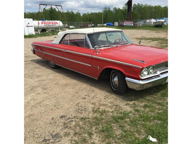1963 Ford Galaxie 500 | 876912