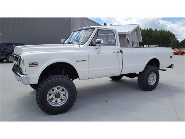1971 Chevrolet K-10 | 876916