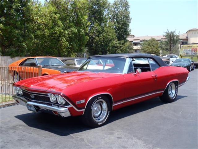 1968 Chevrolet Chevelle | 876919