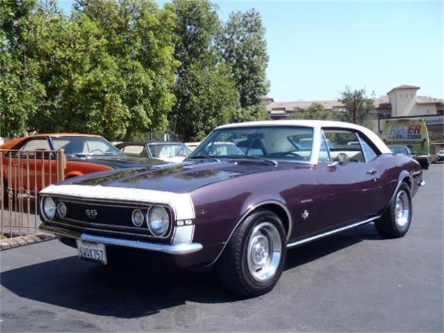 1967 Chevrolet Camaro SS | 876921