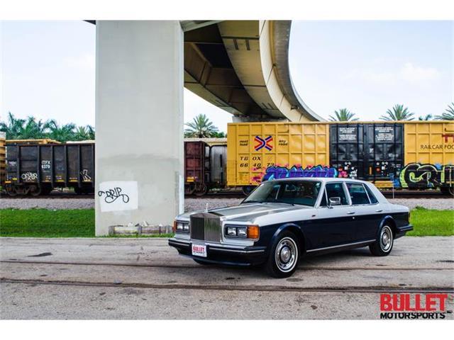 1988 Rolls-Royce Silver Spirit | 876928