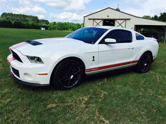 2012 Shelby GT500 | 876930