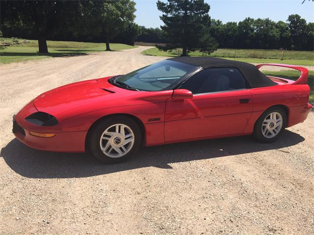 1995 Chevrolet Camaro Z28 | 876935