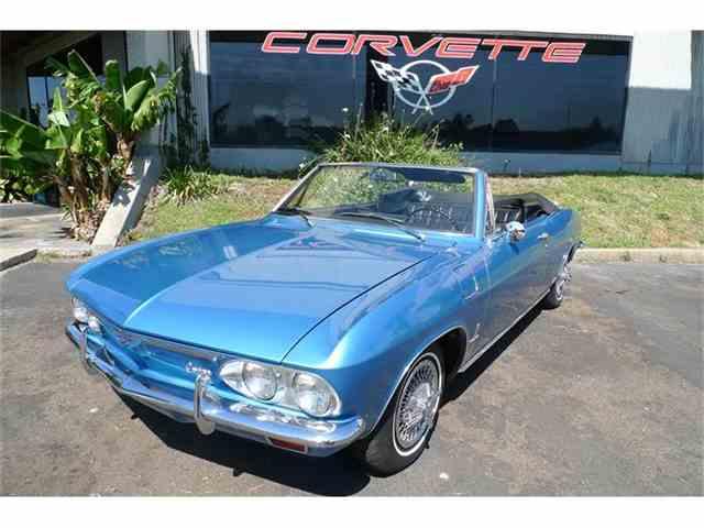 1966 Chevrolet Corvair | 876936