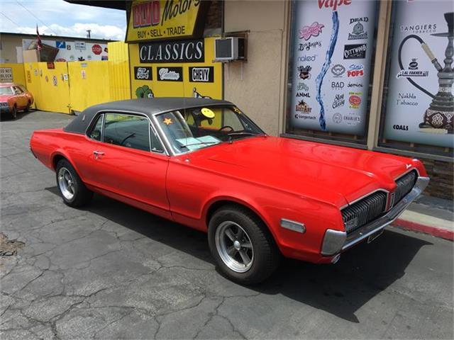 1968 Mercury Cougar | 876940