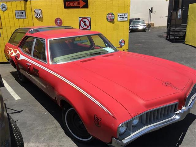 1969 Oldsmobile Cutlass | 876942