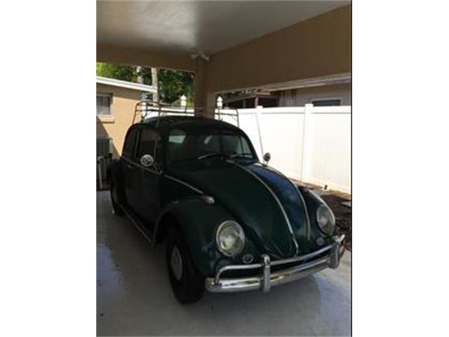 1966 Volkswagen Beetle | 876946