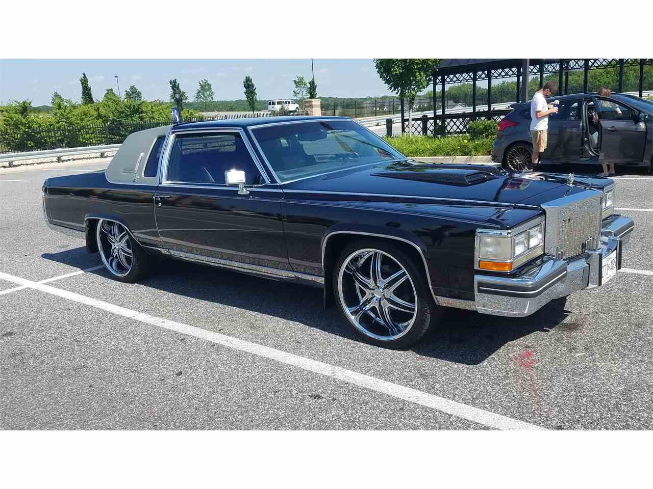for sale 1983 cadillac fleetwood brougham in abingdon maryland. Cars Review. Best American Auto & Cars Review