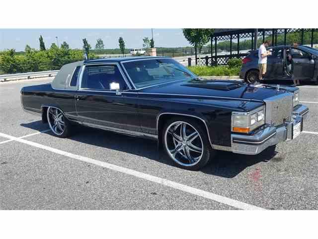 1983 Cadillac Fleetwood Brougham | 876947