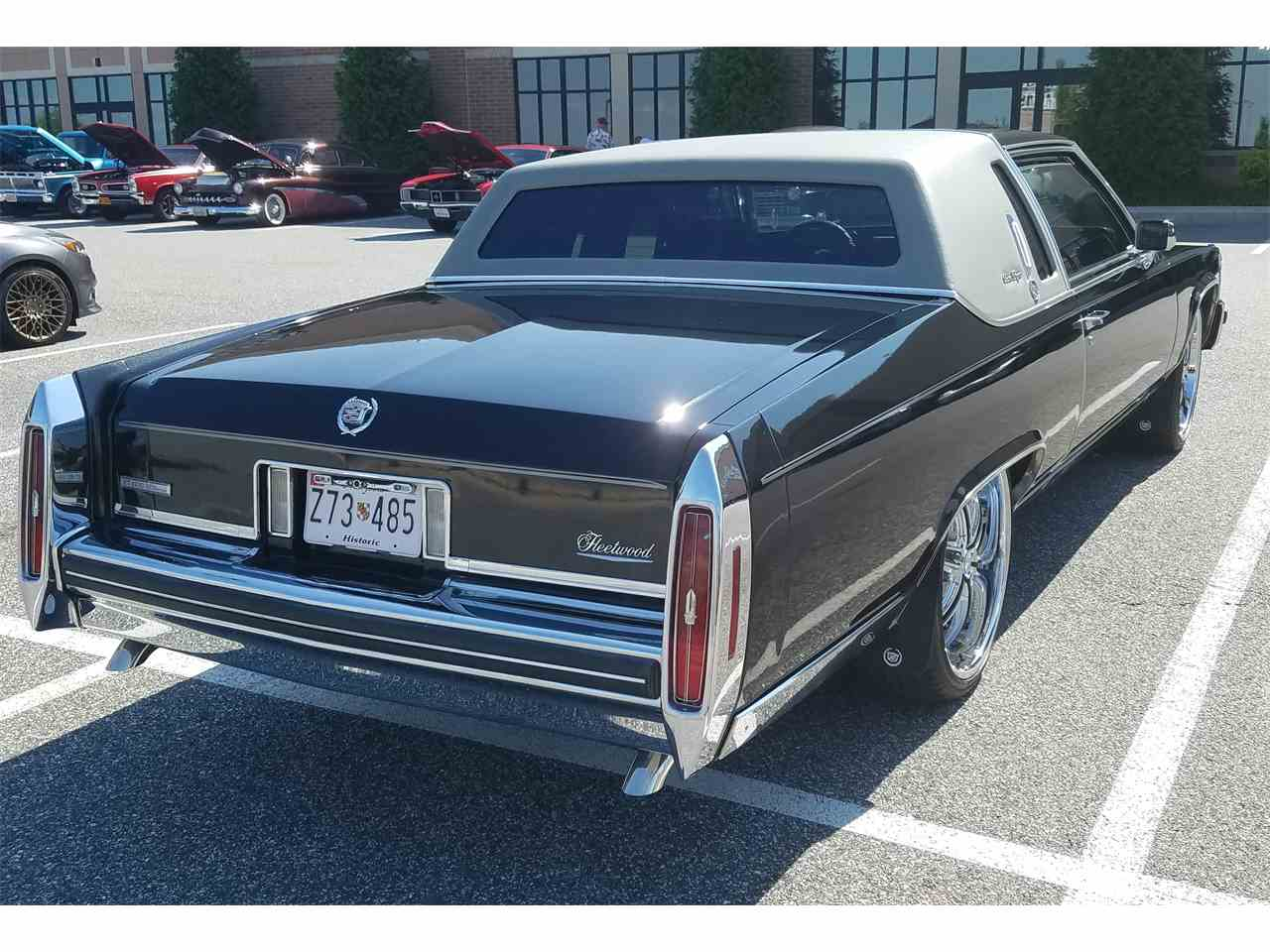 1983 Cadillac Fleetwood Brougham for Sale | ClassicCars ...