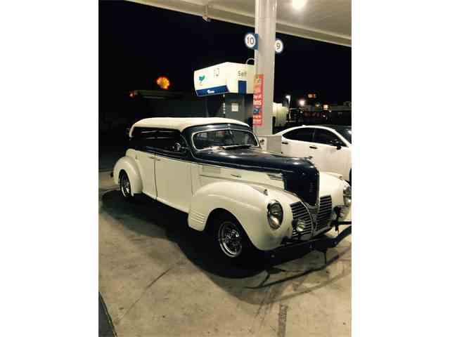 1939 Dodge 4-Dr Sedan | 876948