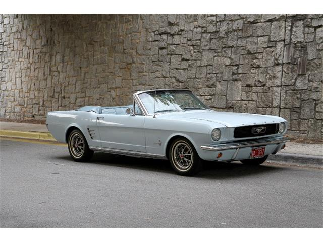 1966 Ford Mustang | 876966