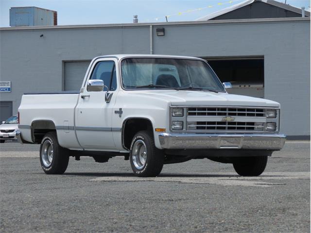 1985 Chevrolet C/K 10 | 876982