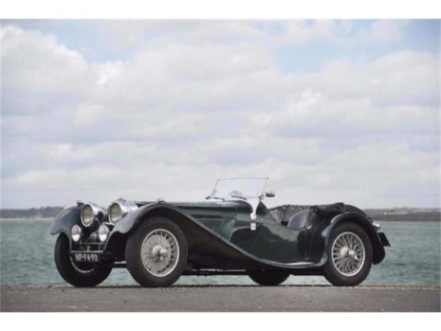 1938 Jaguar SS100 | 876989