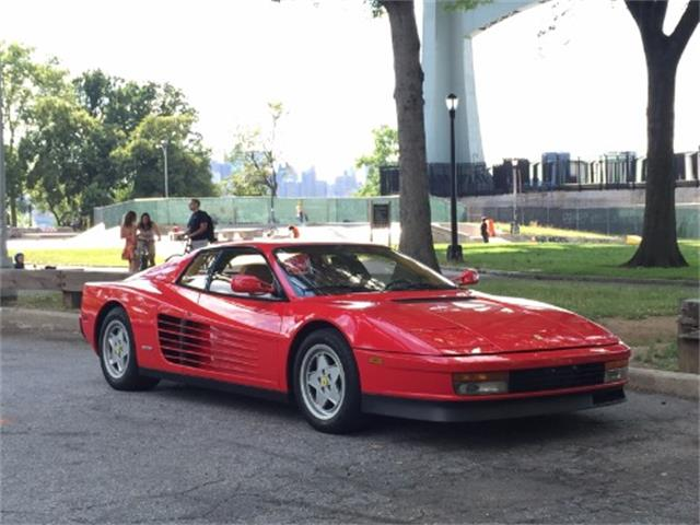 1991 Ferrari Testarossa | 876990