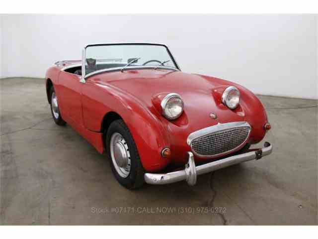 1960 Austin-Healey Bug Eye Sprite | 876995