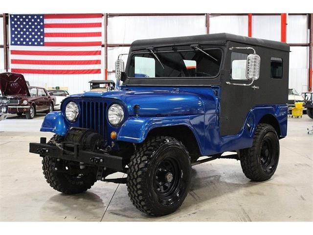 1967 Jeep CJ5 | 876998