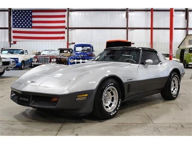1982 Chevrolet Corvette | 876999