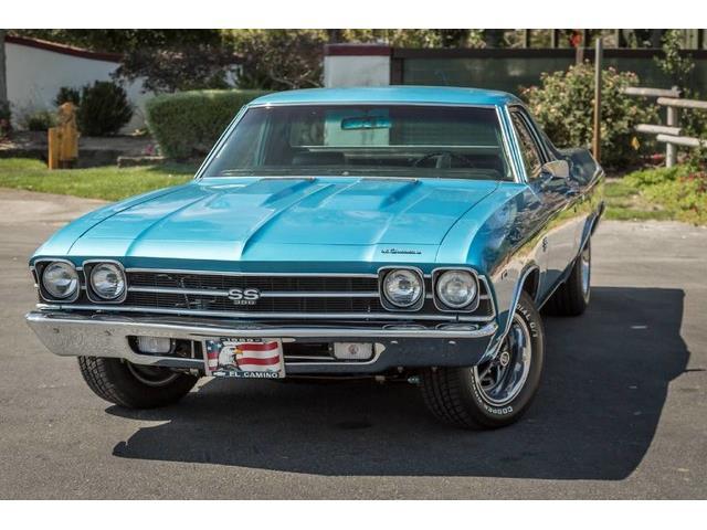 1969 Chevrolet El Camino SS | 877000