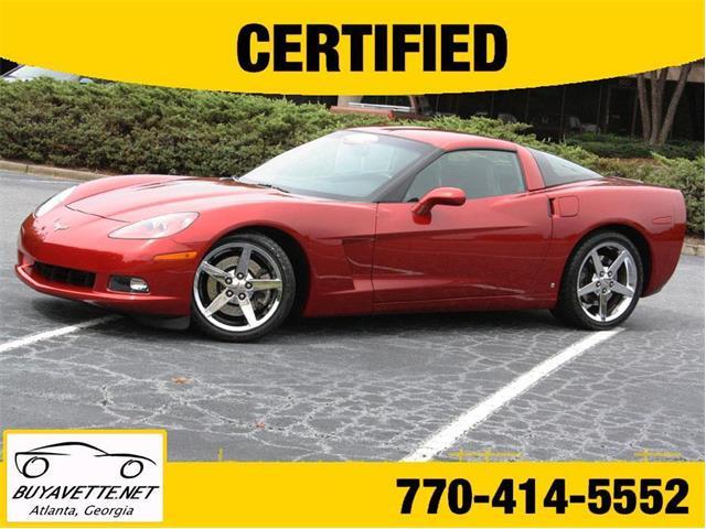 2008 Chevrolet Corvette | 877006