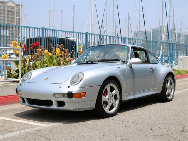 1996 Porsche 993 | 877024