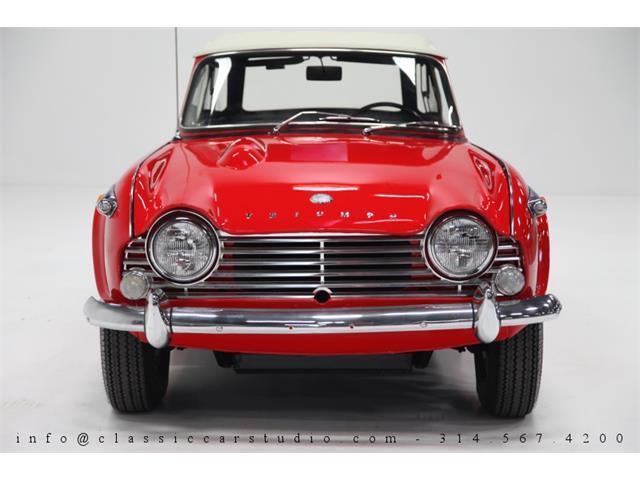 1964 Triumph TR4 | 877027