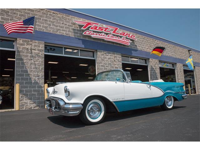 1956 Oldsmobile 98 | 877033