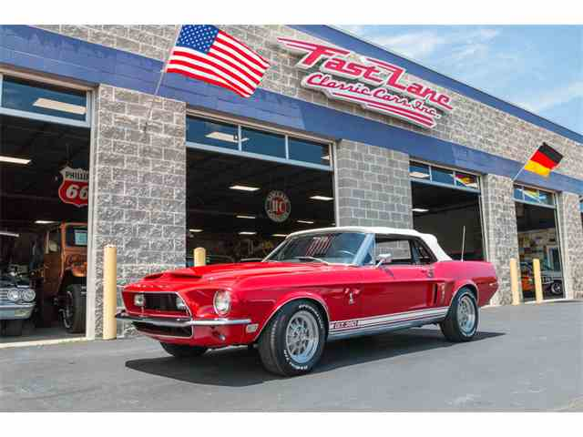 1968 Shelby GT350 | 877038