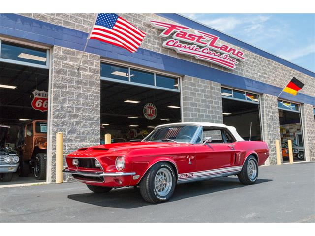 1968 Shelby GT350   877038