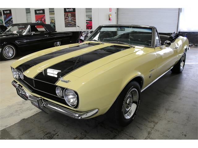 1967 Chevrolet Camaro | 877046