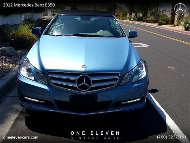 2012 Mercedes-Benz E350 | 877047