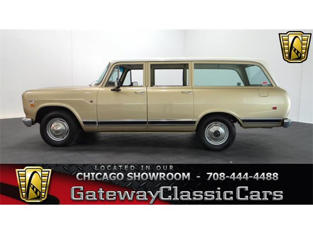 1971 International Harvester Travelall | 877050