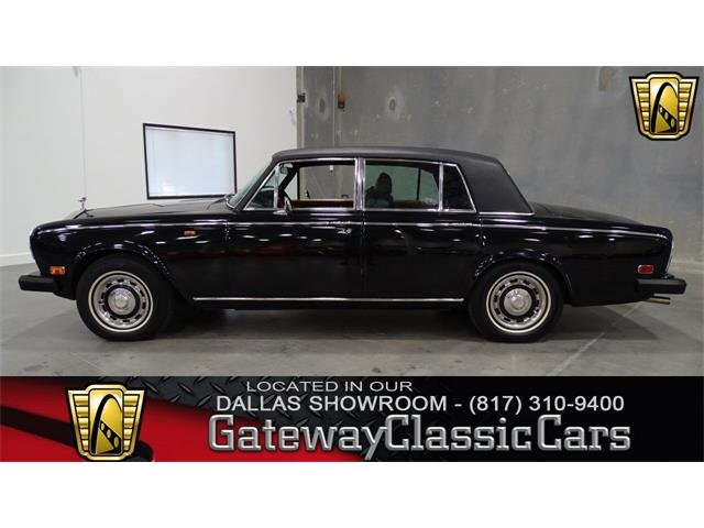 1976 Rolls-Royce Silver Shadow | 877052