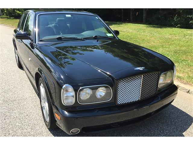 2003 Bentley Arnage | 877086