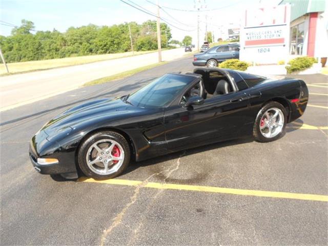2003 Chevrolet Corvette | 877088