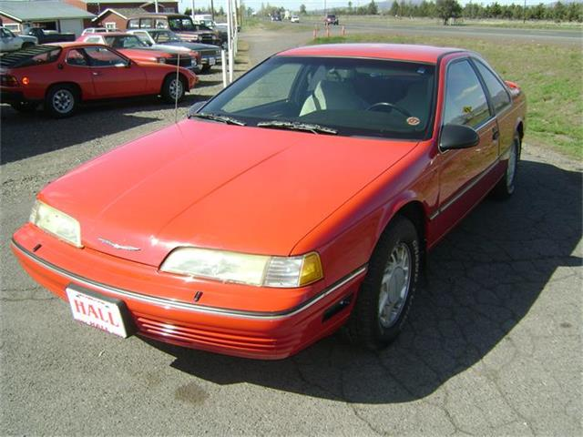 1991 Ford Thunderbird | 877089