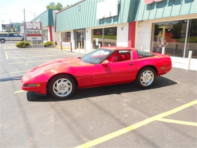 1993 Chevrolet Corvette | 877091
