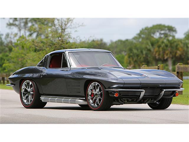1963 Chevrolet Corvette Restomod Coupe | 877093