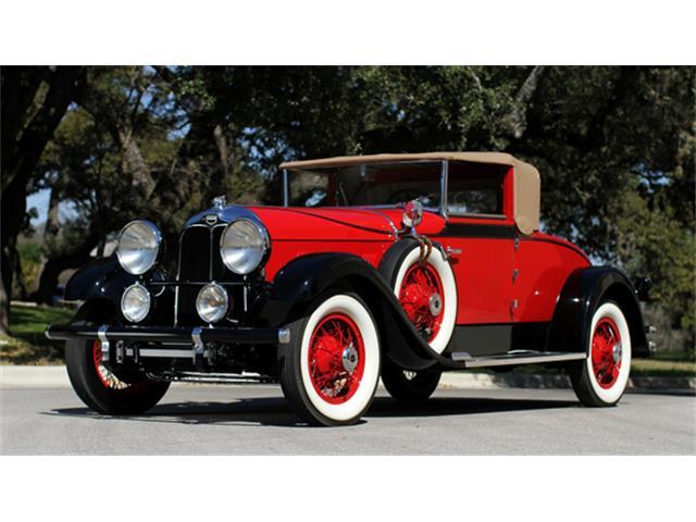 1929 Auburn Automobile | 877094