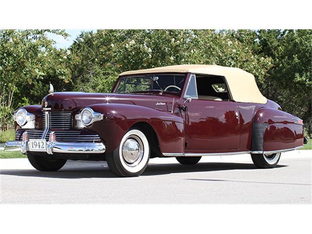 1942 Lincoln Continental | 877095